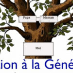 Logo généalogie 2019 amis patrimoine cazères