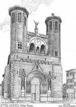 icone eglise de cazères page patrimoine historique